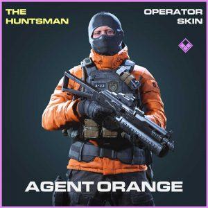 Agent Orange Epic Operator Skin Call of Duty Modern Warfare