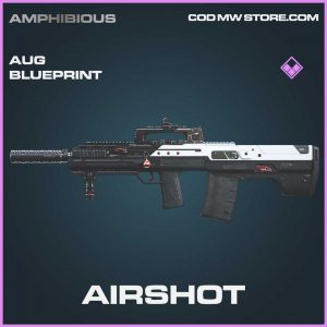 Airshot AUG epic skin blueprint Call of duty modern warfare