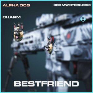 Bestfriend rare charm Call of Duty Modern Warfare Item