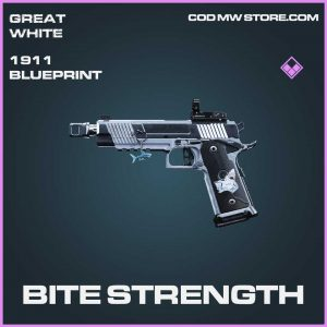 Bite Strength 1911 Epic blueprint call of duty modern warfaren skin