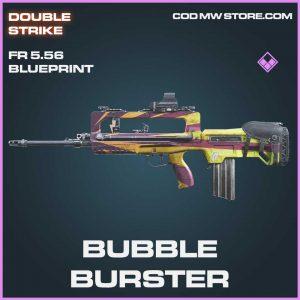 Bubble Burster 5.56 skin epic blueprint Call of Duty Modern Warfare Item