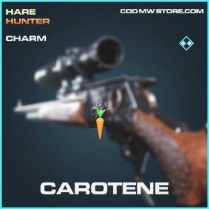 carotene rare charm call of duty modern warfare item