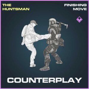 Counterplay finishing move epic Call of Duty Modern Warfare