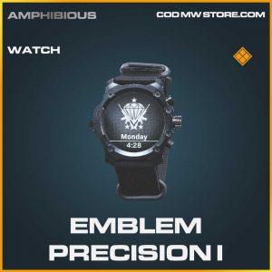 emblem precision i legendary watch Call of duty modern warfare