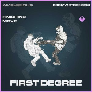 first degree finishing move epic Call of duty modern warfare