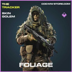 foliage epic golem skin Call of duty modern warfare item