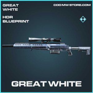 great white epic hdr blueprint blueprint call of duty modern warfaren skin