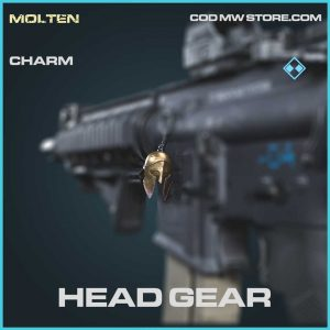 Head Gear rare charm Call of Duty Modern Warfare item