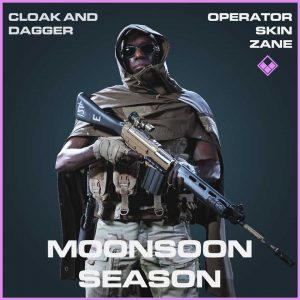 Moonsoon Season Zone Item Store Bundle Call of Duty Modern Warfare