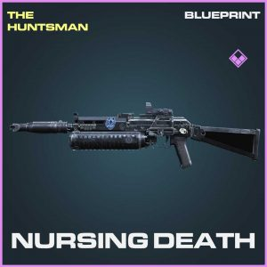 Nursing Death Epic Blueprint Call of Duty Modern Warfare