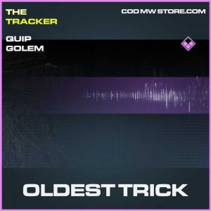 oldest trick quip epic Call of duty modern warfare item
