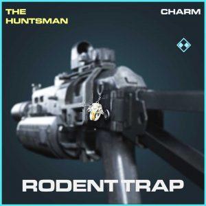 Rodent Trap Charm Rare Call of Duty Modern Warfare