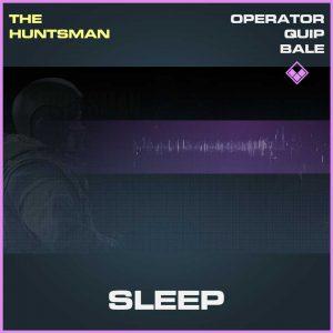 Sleep Operator Quip Bale epic Call of Duty Modern Warfare