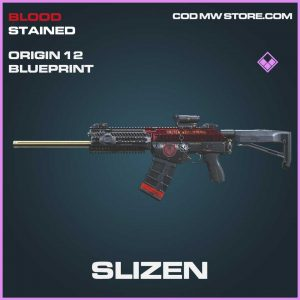 Slizen skin epic 12 Blueprint call of duty modern warfare