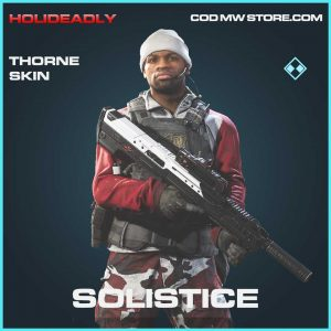 Solistice thorne skin operator call of duty modern warfare item