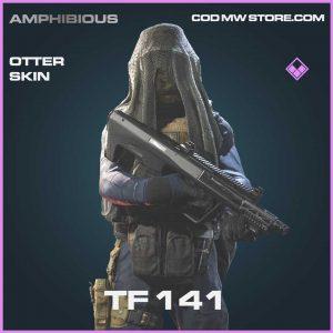 TF 141 Otter Operator skin Call of duty modern warfare