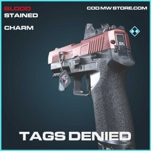 Tags Denied Rare charm call of duty modern warfare item