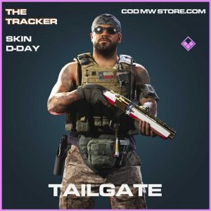 Tailgate D-Day skin epic call of duty modern warefare item