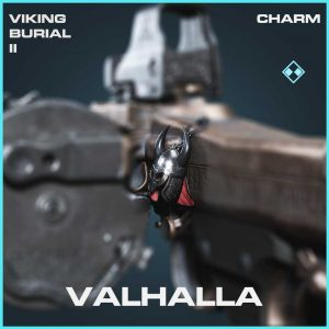Valhalla Charm rare Call of Duty Modern Warfare