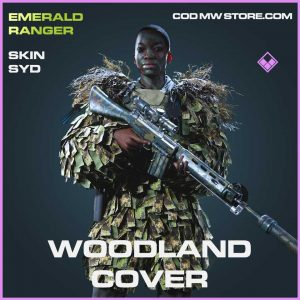 Woodland Cover epic SYD Skin Call of Duty Modern Warfare Item