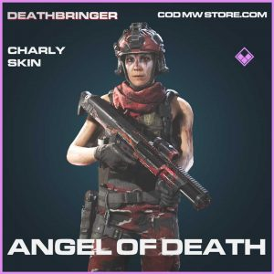 Angel of deaeth charly skin operator epic call of duty modern warfare item