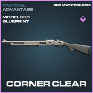 Corner Clear model 680 skin epic blueprint call of duty modern warfare item