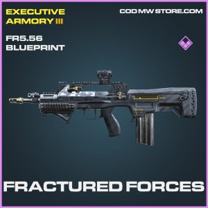 fractured forces FR5.57 skin epic blueprint call of duty modern warfare item