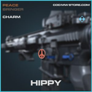Hippy rare charm call of duty modern warfare item