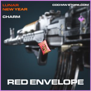 red envelope charm epic call of duty modern warfare item