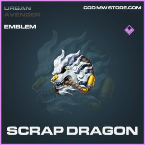 scarp dragon epic emblem call of duty modern warfare item