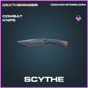 Scythe combat knife epic call of duty modern warfare item