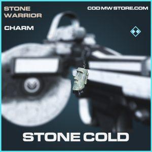 Stone Cold rare charm call of duty modern warfare item
