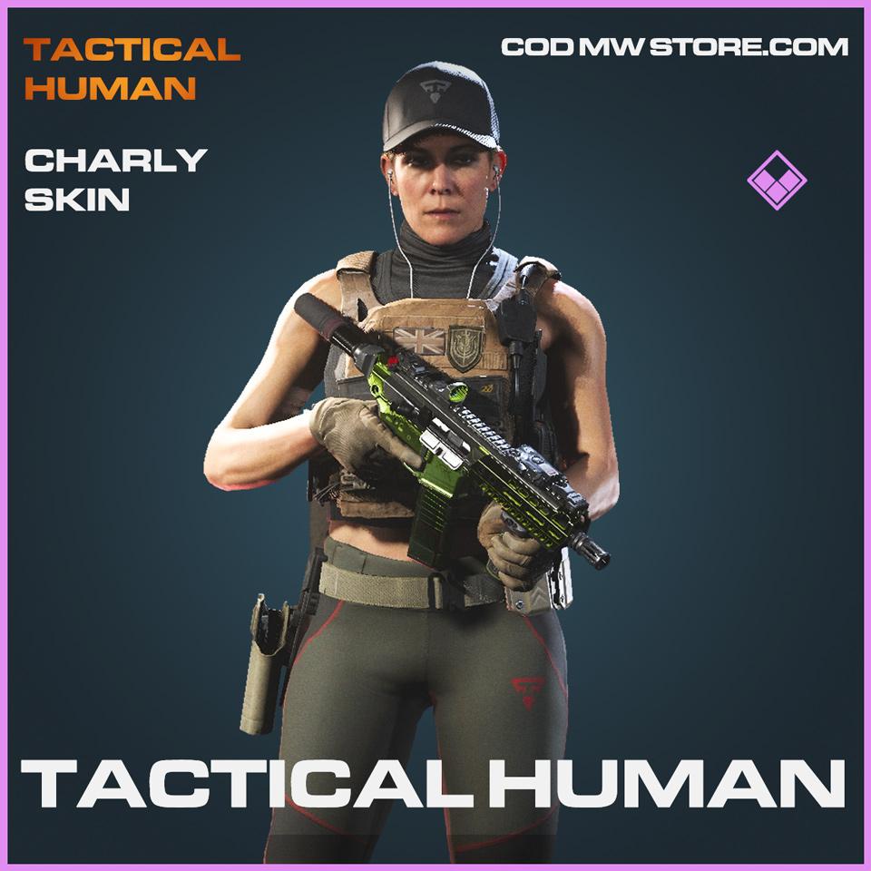 Tactical-Human