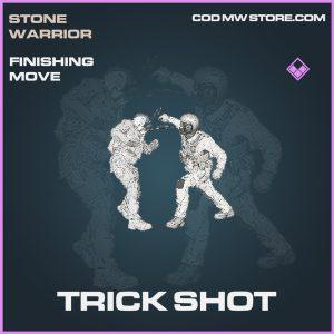 trick shot epic finishing move