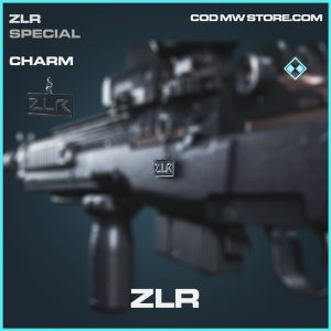 ZLR rare charm call of duty modern warfare item