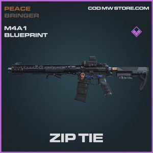 Zip tie M4A1 skin epic blueprint call of duty modern warfare item