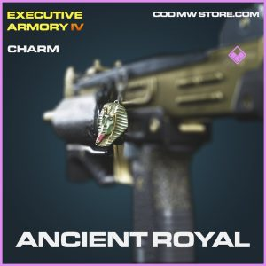 Ancient Royal charm epic call of duty modern warfare item