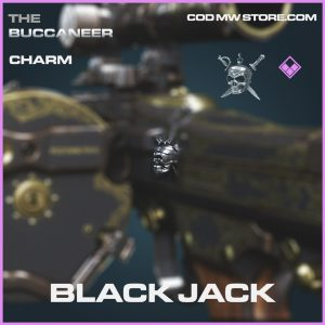 Blackjack epic charm call of duty modern warfare item