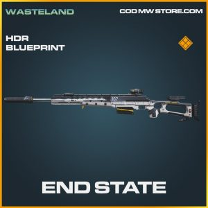 End State HDR skin legendary blueprint call of duty modern warfare item
