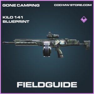 Fieldguide Kilo 141 skin epic blueprint call of duty modern warfare item