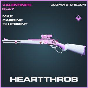 Heartthrob MK2 Carbine skin epic blueprint call of duty modern warfare item
