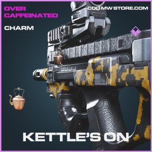 Kettle's On charm epic call of duty modern warfare item