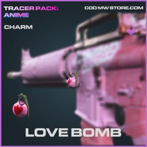 Love bomb charm epic  Tracer Pack Anime call of duty modern warfare item