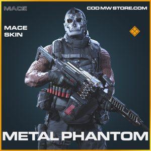 Metal Phantom mace skin legendary call of duty modern warfare item