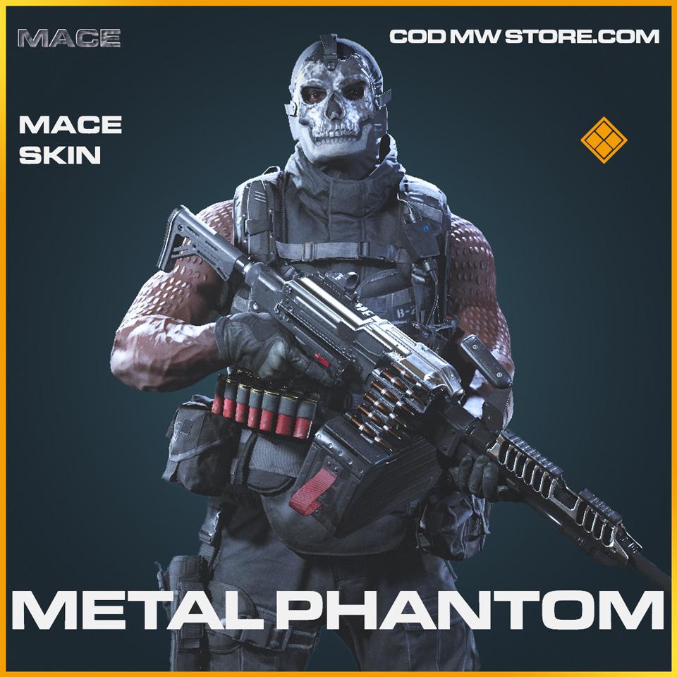 Metal-Phantom