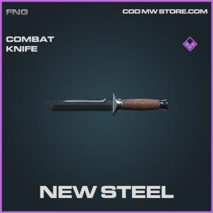 New Steel Combat Knife Epic call of duty modern warfare item