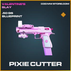 Pixie cutter .50 GS skin desert eagle legendary call of duty modern warfare item