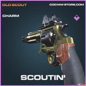 Scoutin' charm epic call of duty modern warfare item