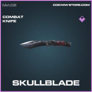 Skullblade combat knife epic call of duty modern warfare item