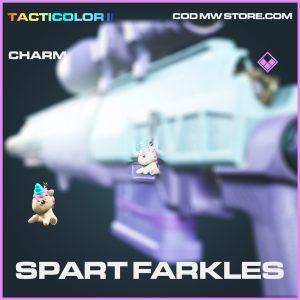 Spart Farkles charm epic call of duty modern warfare item